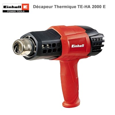Décapeur thermique TE-HA 2000 E