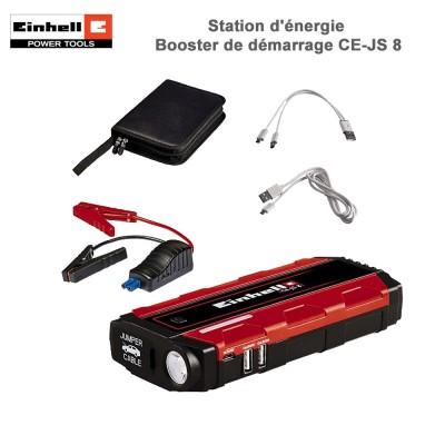 Station d'énergie – Booster de démarrage CE-JS 8