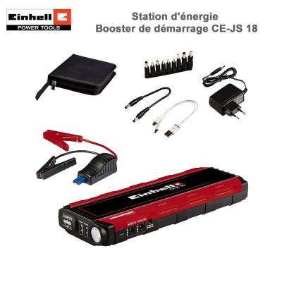 Station d'énergie – Booster de démarrage CE-JS 18