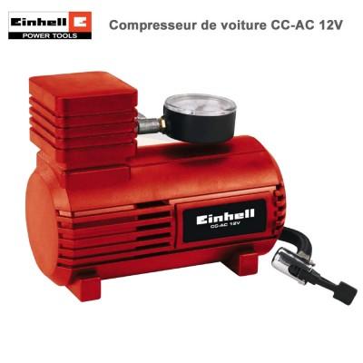 Compresseur pour voiture CC-AC 12V