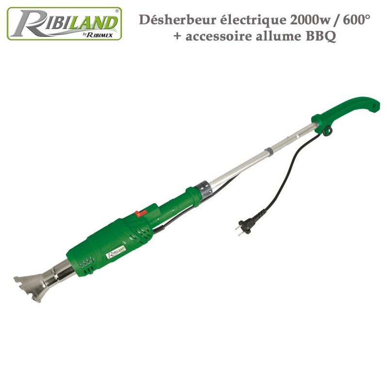 Désherbeur électrique 2000 W
