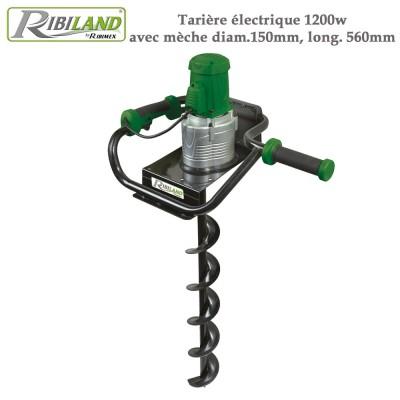 Tarière Electrique 1200 watts