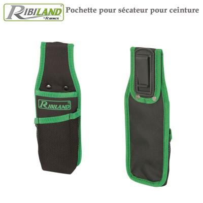 Pochette à ceinture pour sécateur manuel