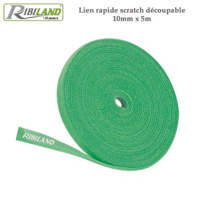 Lien rapide scratch découpable 10mm x 5m