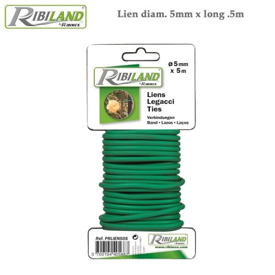 Liens de fixation diam.5 mm x long.5 m