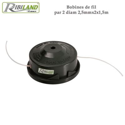 Fil pour débroussailleuse T300 par 2 pièces