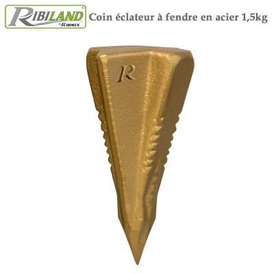Coin éclateur 1.5 Kg en acier forgé