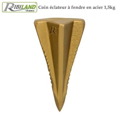 Coin éclateur 2.3 Kg en acier forgé