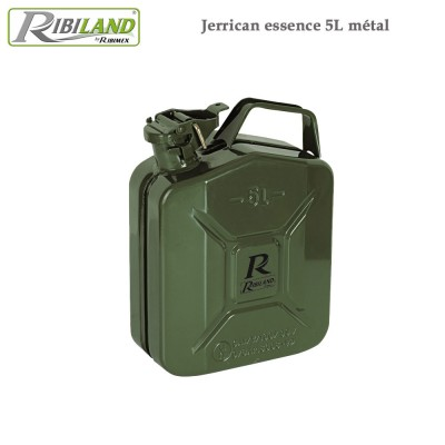 Jerrican en métal 5 litres