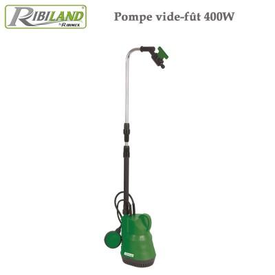 Pompe vide-fût 400W