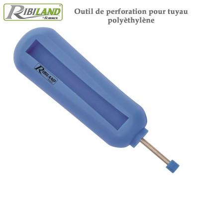 Perforateur pour tuyau goutte à goutte