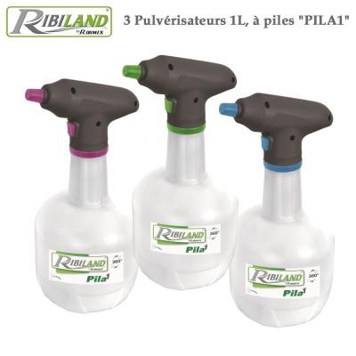 Pulvérisateur à piles Pila 1