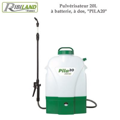 Pulvérisateur électrique à dos Pila 20