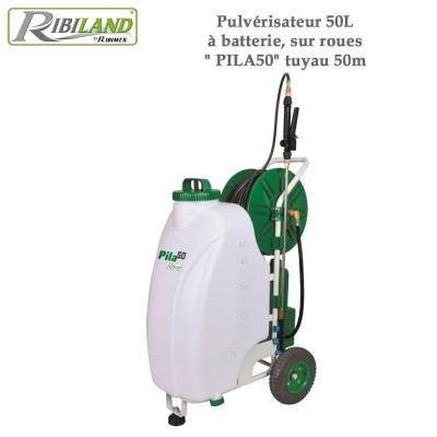 Pulvérisateur électrique sur roues Pila 50