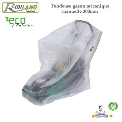 Housse pour tondeuse Eco-platinium  90gr/m², 63 x 56 x H114 cm