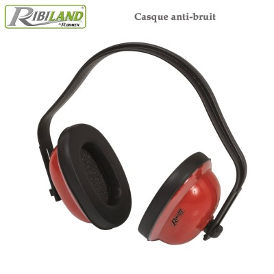 Casque de protection anti-bruit