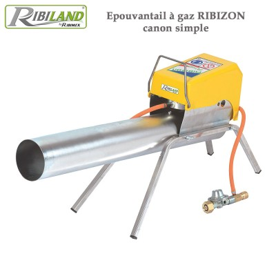 Effaroucheur à gaz Ribizon - canon simple