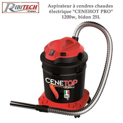 """Aspirateur à cendres électrique """"Cenetop"""" 1200w"""