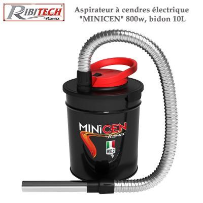 """Aspirateur à cendres électrique """"Minicen"""" 800w"""