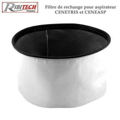 Filtre pour aspirateur Cenetris et Cebeasp