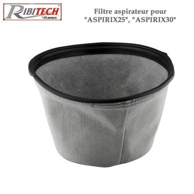 Filtre aspirateur pour Aspirix 25 L et 30 L