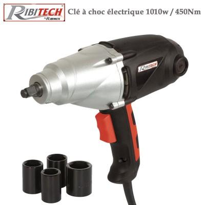 Clé à choc électrique 1010w / 450Nm