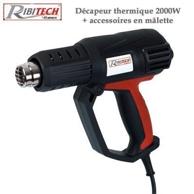 Décapeur thermique électrique 2000 W