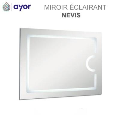 Miroir éclairant Nevis