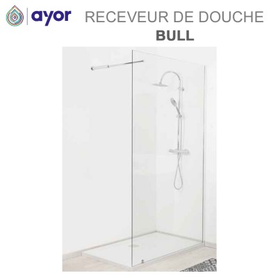 Receveur de douche en SMC Bull