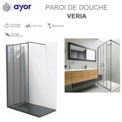 Paroi de douche à l'Italienne Veria