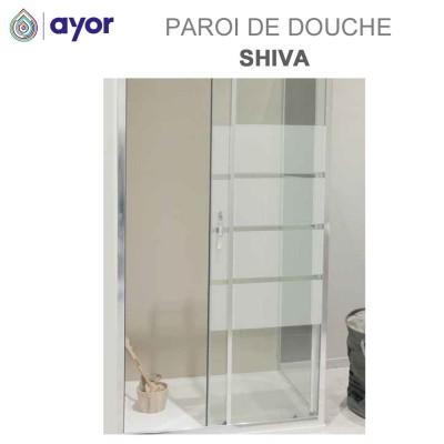Façade de douche Shiva