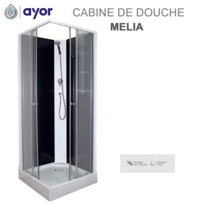 Cabine de douche Melia 80x80 cm