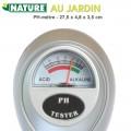 Indicateur de pH - H 27,5 x 4,8 x 3,5 cm