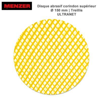 Disque abrasif 150 mm Ultranet 25 pièces
