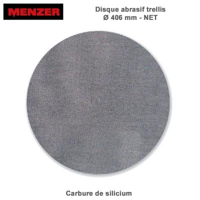 Disque abrasif 406 mm Net 20 pièces