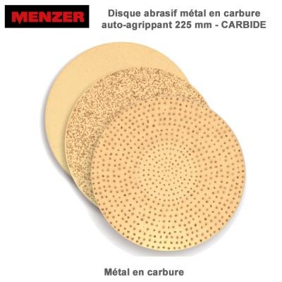 Disque abrasif  225 mm Carbure
