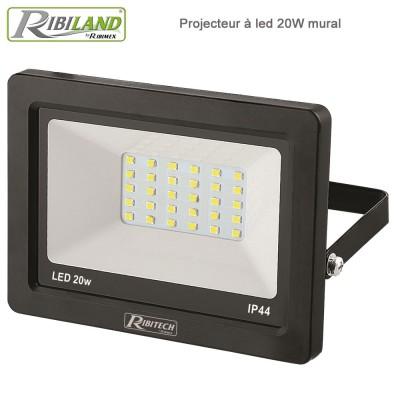 Projecteur LED 20 W 1500 lumens - Mural