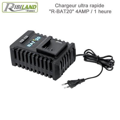 Chargeur ultra-rapide R-BAT20