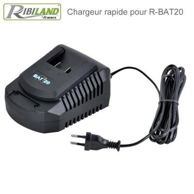 Chargeur rapide R-BAT20