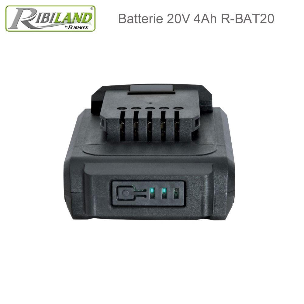 Batterie 20V 4Ah R BAT20