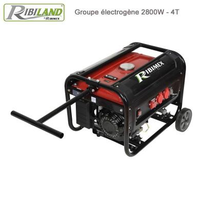 Groupe Electrogène 2800 W