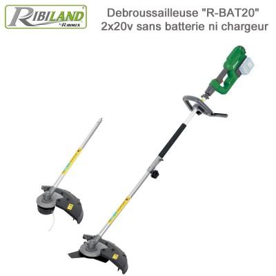 Débroussailleuse sans fil R-BAT20