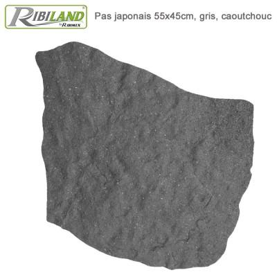 Pas japonais gris 58 x 39 cm