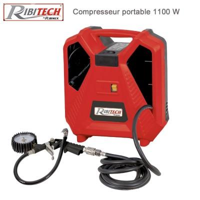 Compresseur électrique portable 1100 W