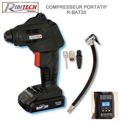 Compresseur à batterie R-BAT20