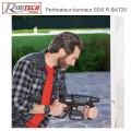 Perforateur-burineur SDS R-BAT20