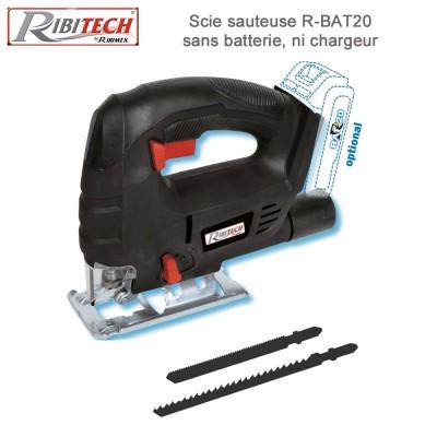 Scie sauteuse R-BAT20 (sans batterie, ni chargeur)