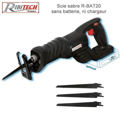Scie sabre R-BAT20 (sans batterie, ni chargeur)