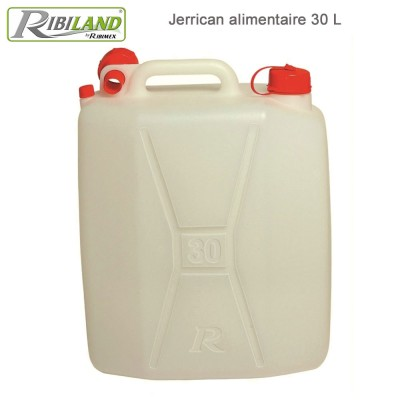 Jerrican alimentaire 30 L