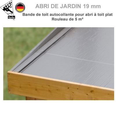 Membrane de toit Auto-Adhésive pour abri de jardin bois